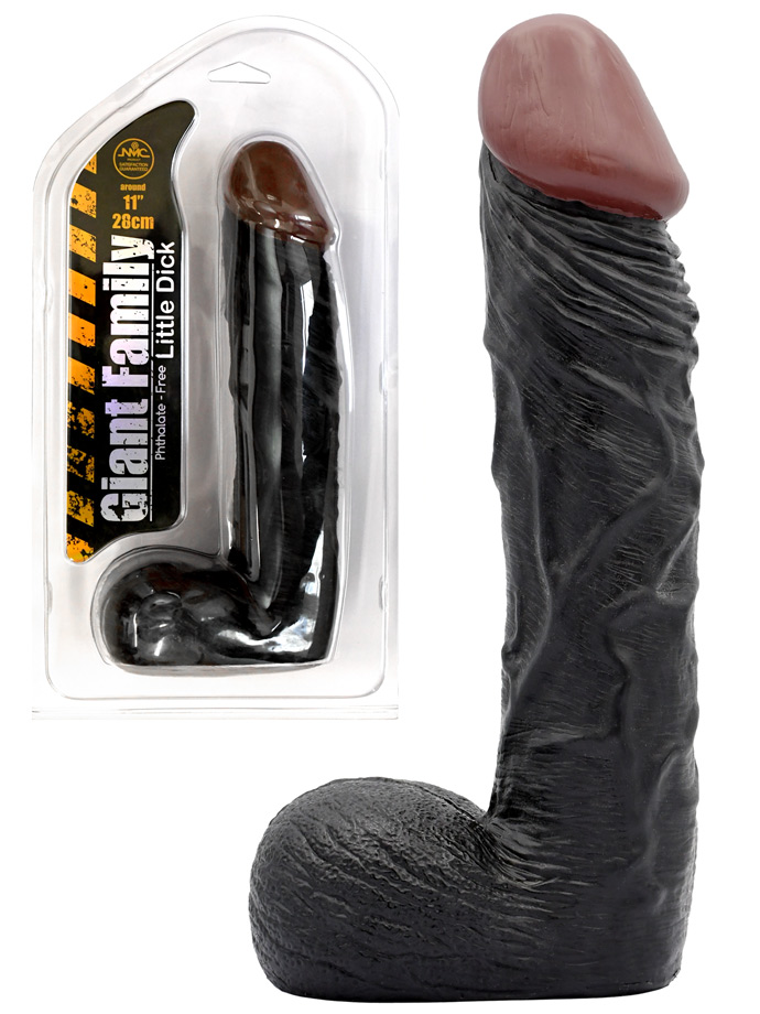 Giant Family Little Dick - 10 Inch giant dick