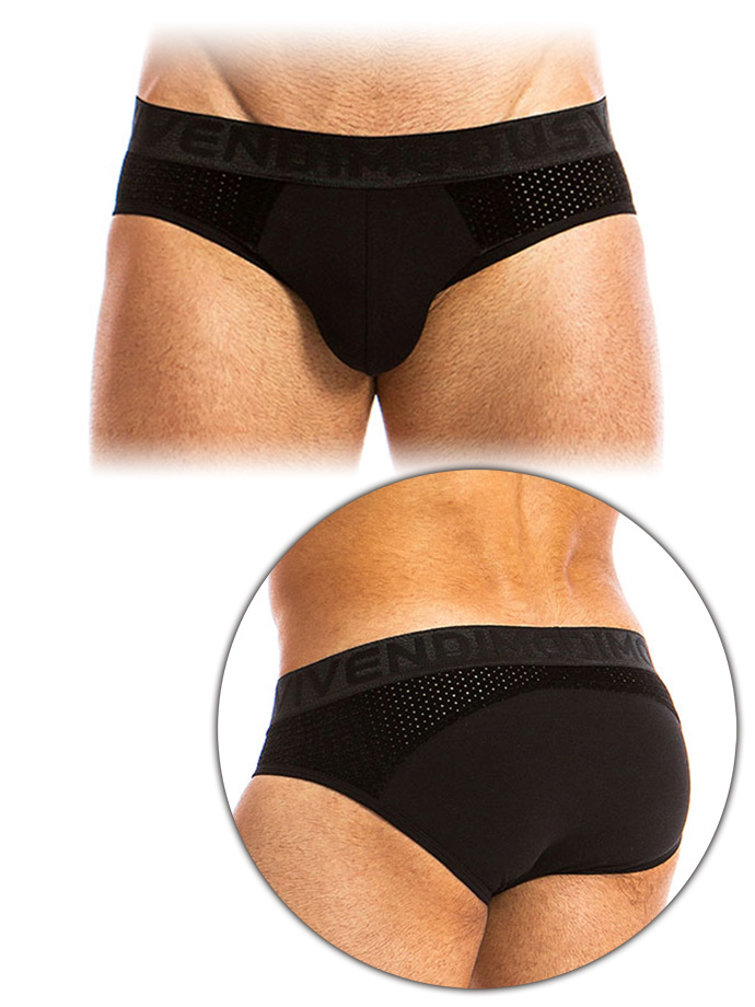 Modus Vivendi - Wolf Brief Black