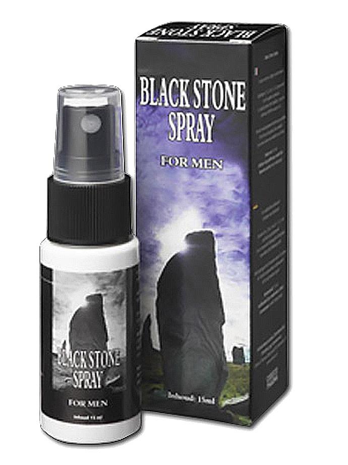 Black Stone Spray (15 ml)