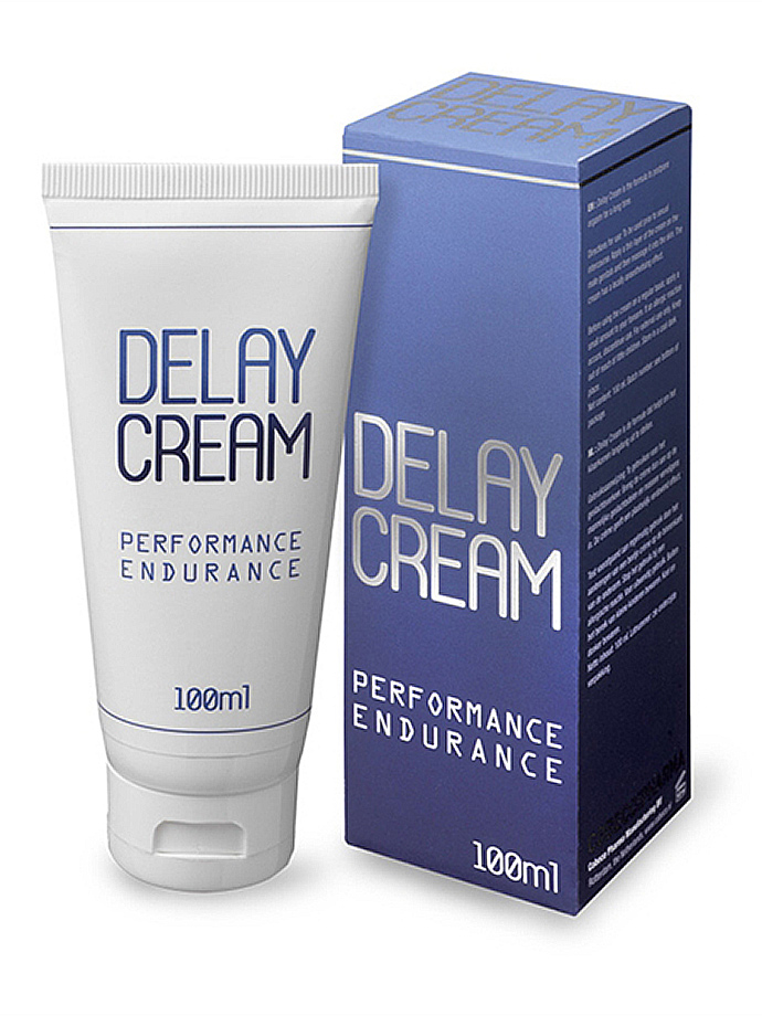 Delay Cream 100 ml