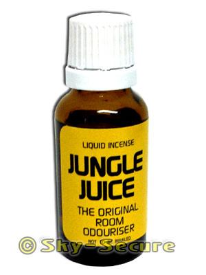 ENGLISH JUNGLE JUICE - Popper - 18 ml