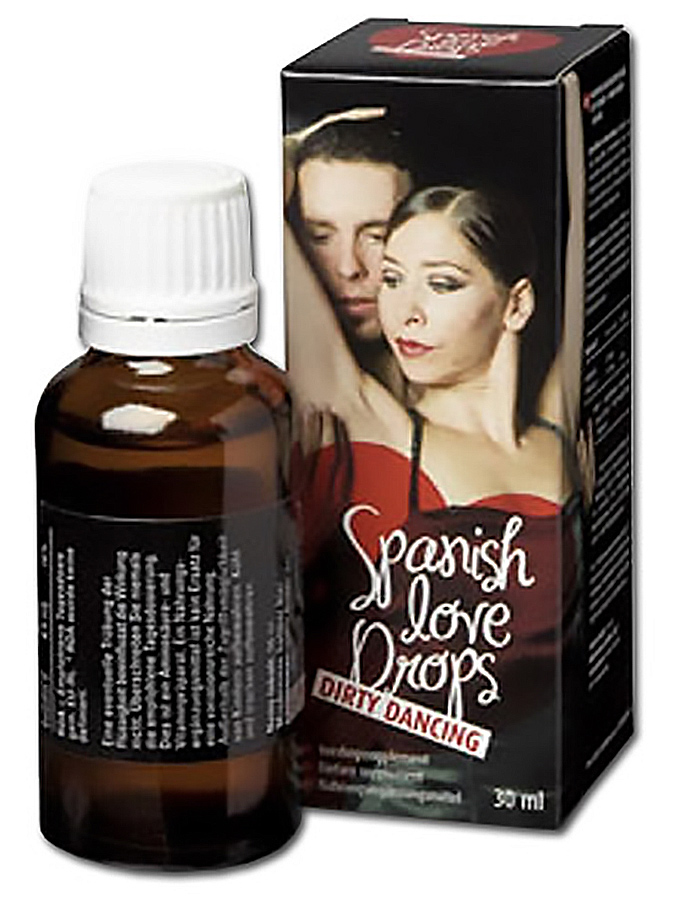 Spanish Love Drops Dirty Dancing (30 ml)