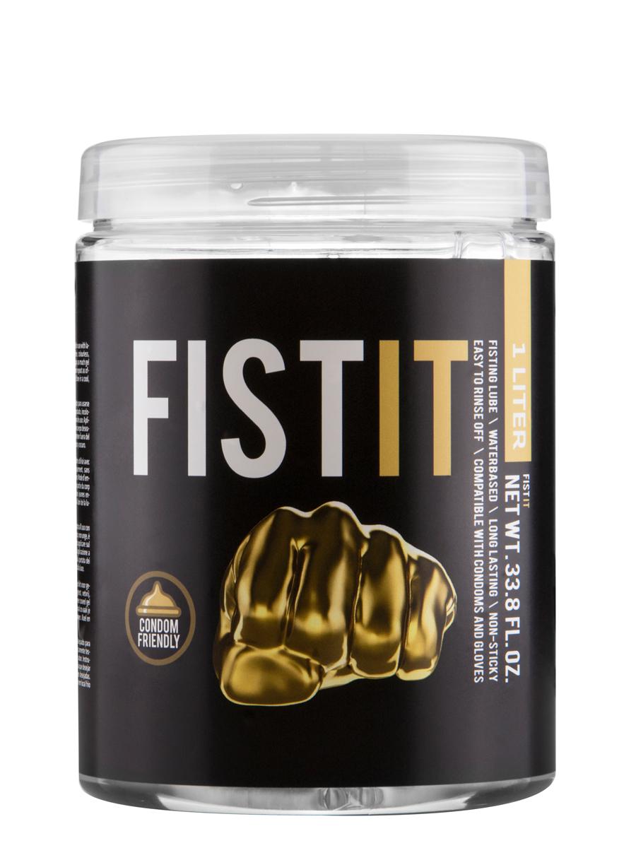 Shots Media - FistIt - Lubrificante a base d'acqua - 1000 ml