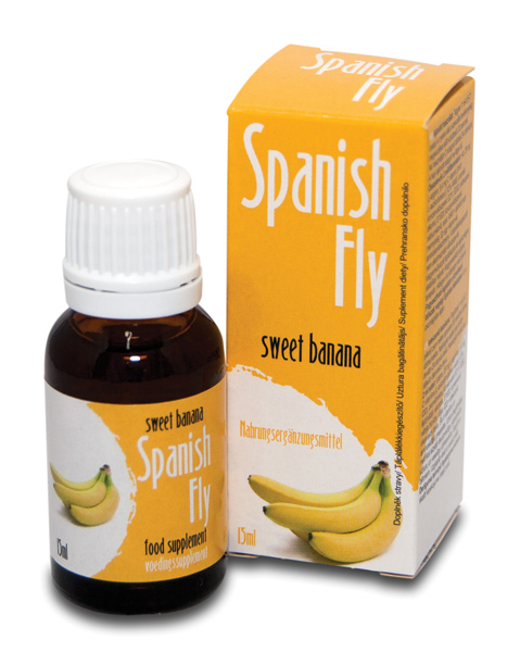 Spanish Fly Sweet Banana (15 ml)