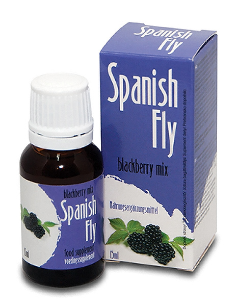 Spanish Fly Blackberry Mix (15 ml)