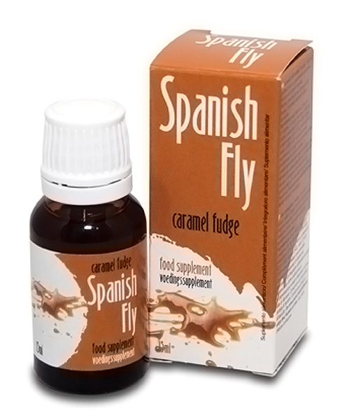 Spanish Fly Caramel Fudge (15 ml)