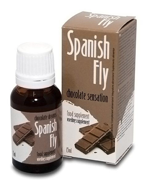 Spanish Fly Chocolate Sensation (15 ml)