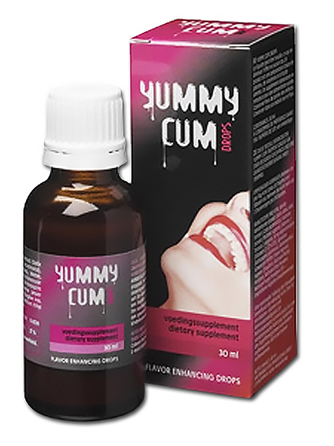 Yummy Cum Drops (30 ml)
