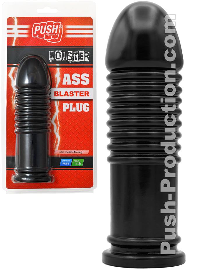 Push Monster - Ass Blaster Plug