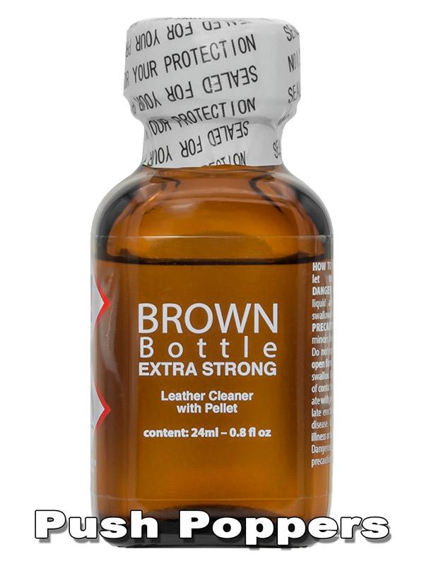 ORIGINAL BROWN BOTTLE EXTRA STRONG big