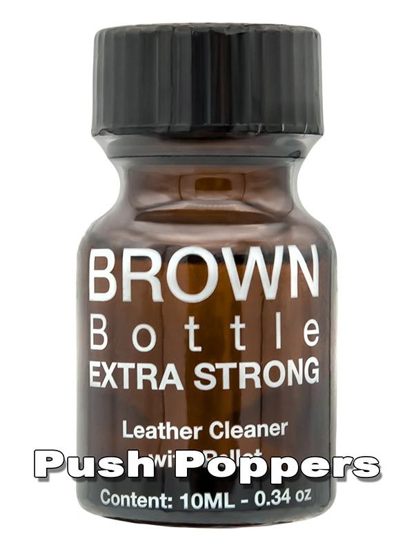 ORIGINAL BROWN BOTTLE EXTRA STRONG - Popper - 10 ml