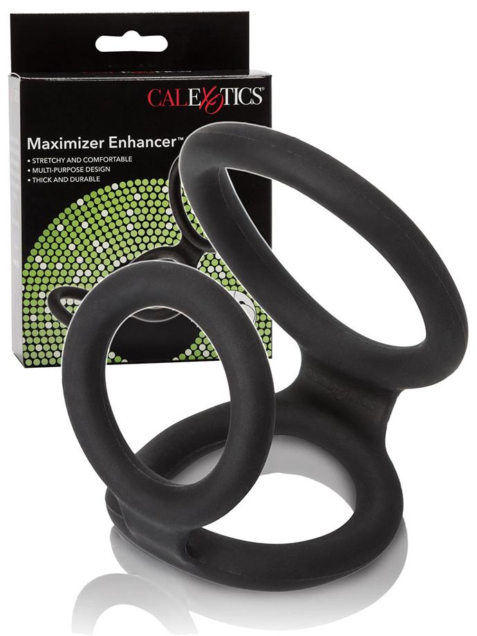 Calexotics - Maximizer Enhancer Silicone Cockring