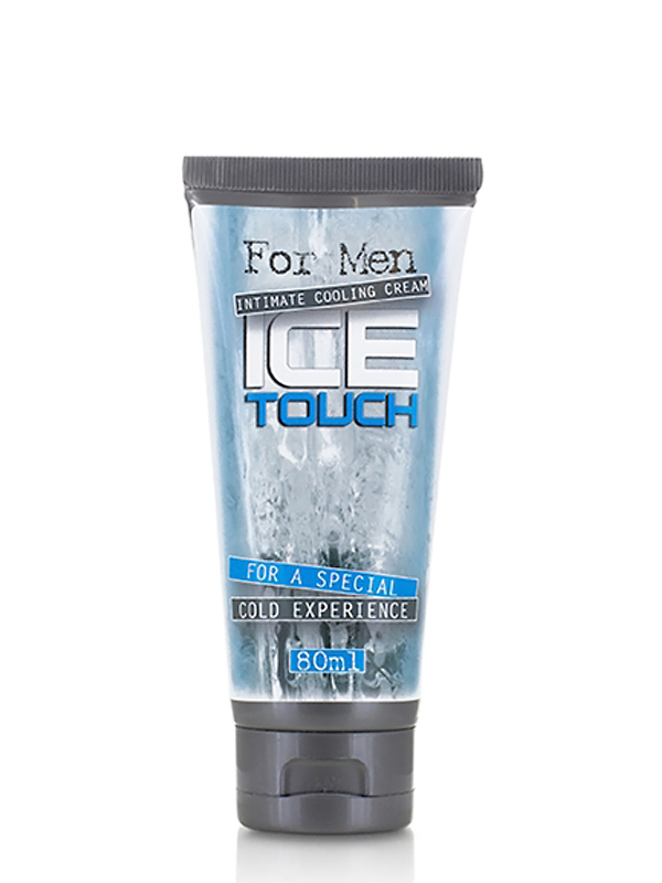 Ice Touch Men Intimate Cooling Cream 80ml