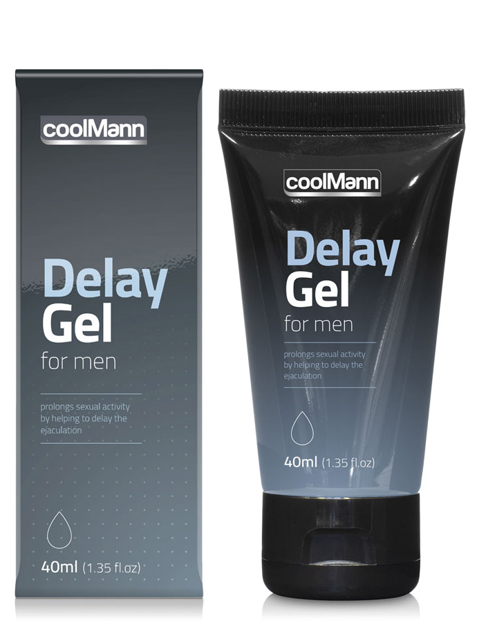CoolMann - Gel Ritardante  (40 ml)