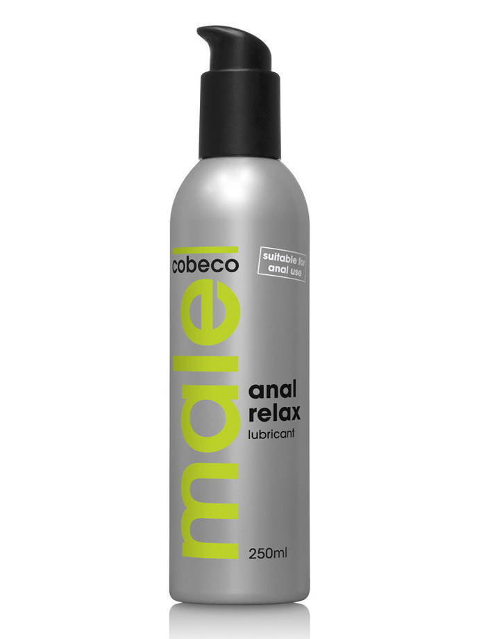 Lubrificante Male Anal Relax (250 ml)
