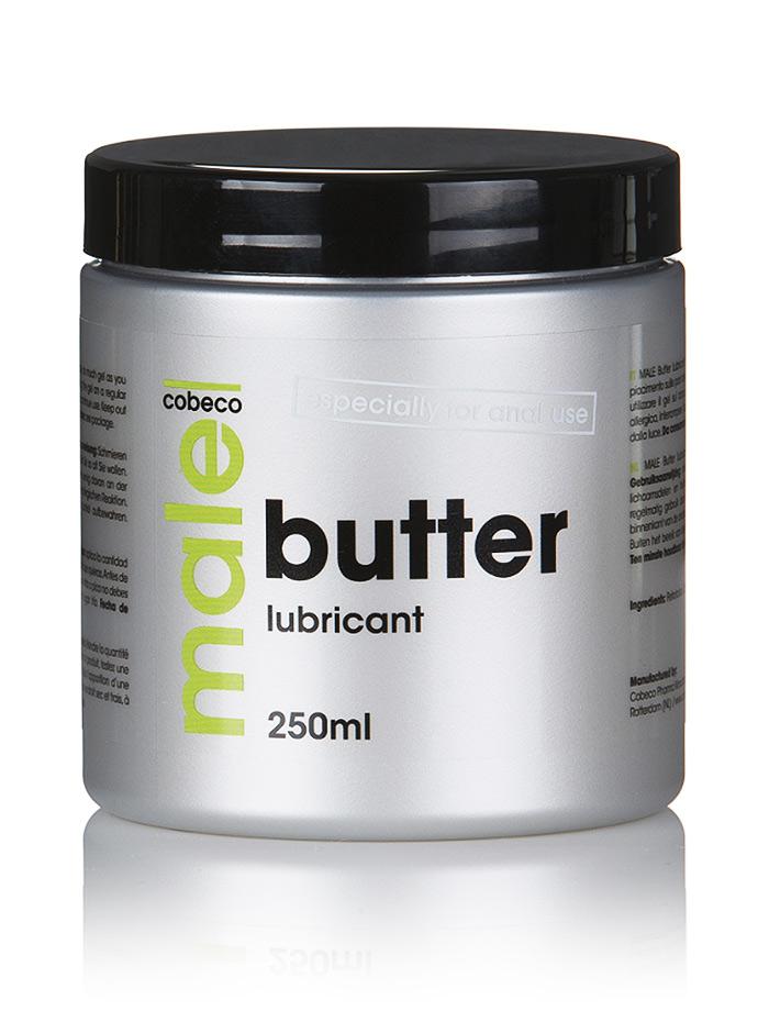 Lubrificante Male Butter (250 ml)