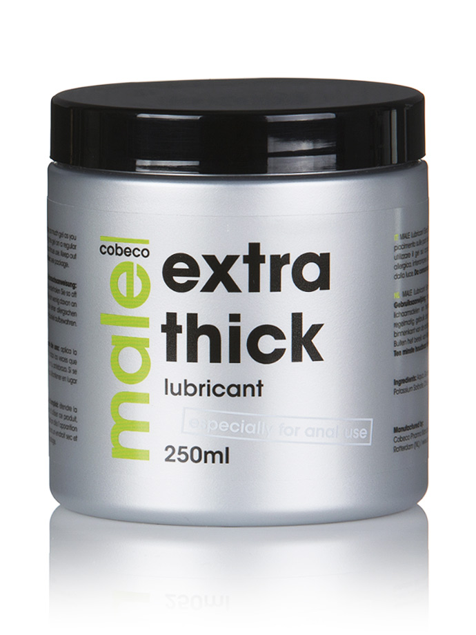 Lubrificante Male Extra Thick (250 ml)