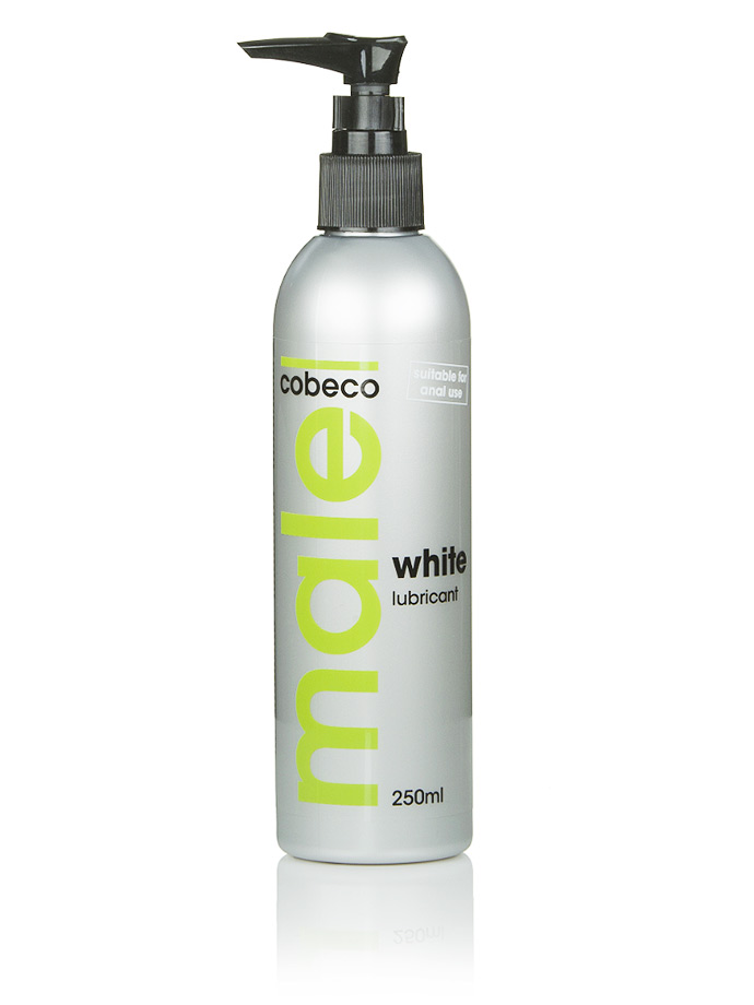 Lubrificante Male White (250 ml)