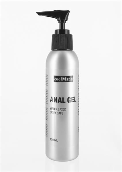 CoolMann Anal Gel (150 ml)