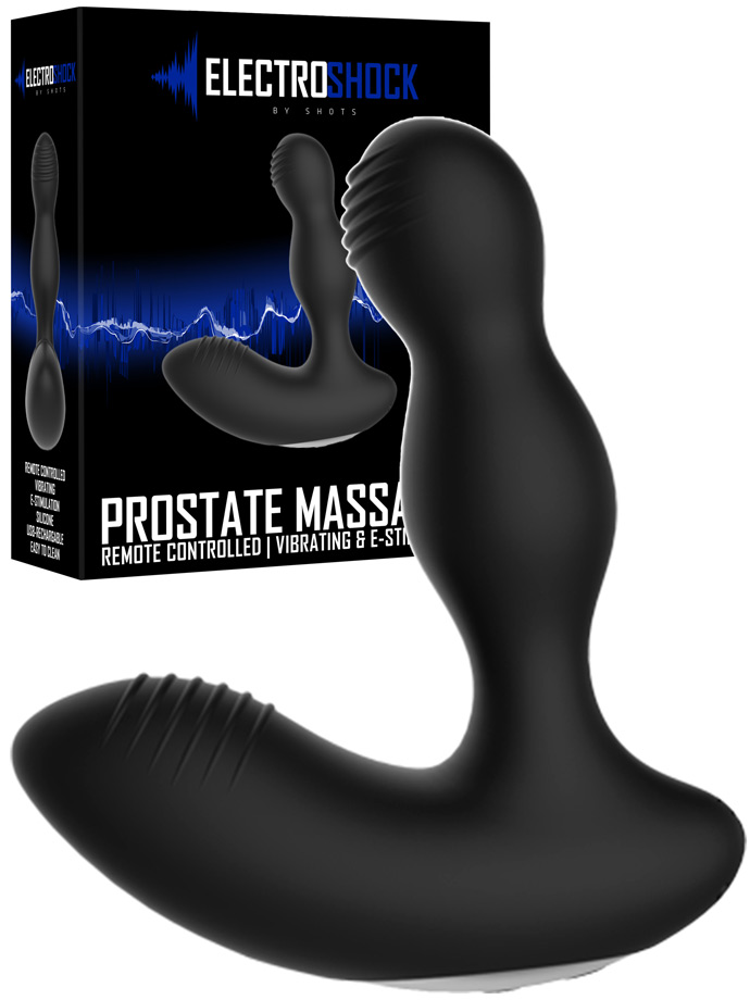 Electroshock - Prostate Massager with Remote Control
