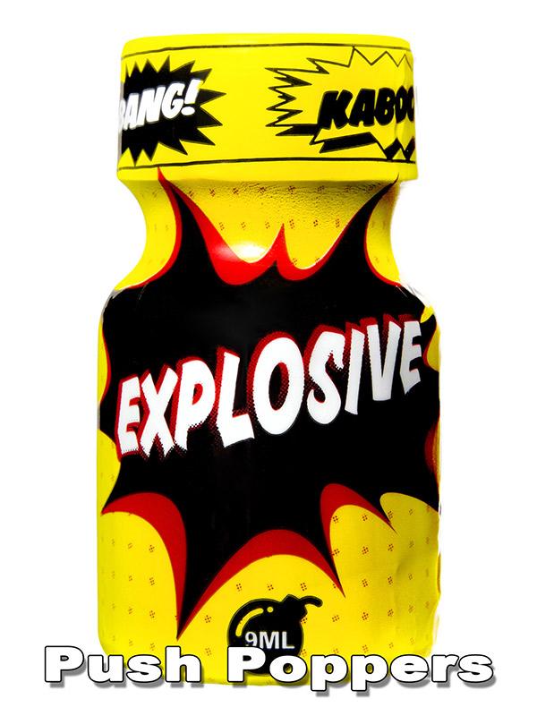 EXPLOSIVE - Popper - 9 ml