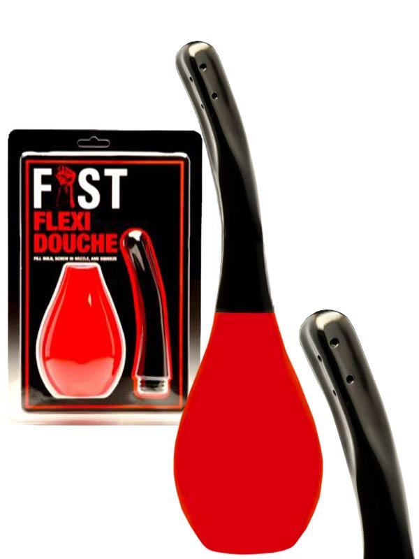 FIST Flexi Douche rosso