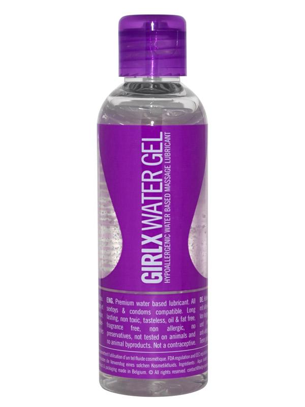 GIRLX - Lubrificante a base d'acqua - 100ml