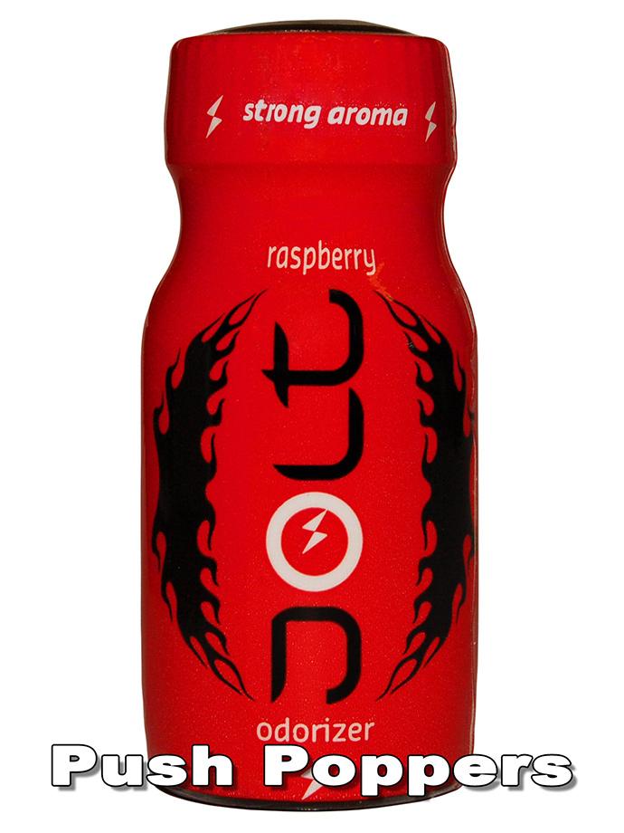 JOLT ROSSO - Popper - 13 ml - Aroma al lampone