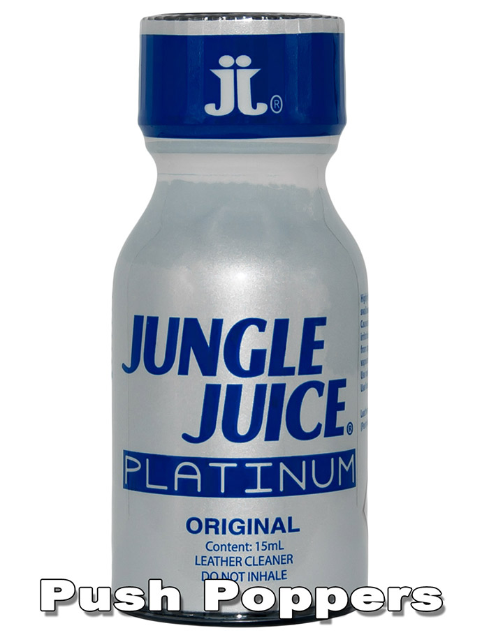 JUNGLE JUICE PLATINUM - Popper - 15 ml