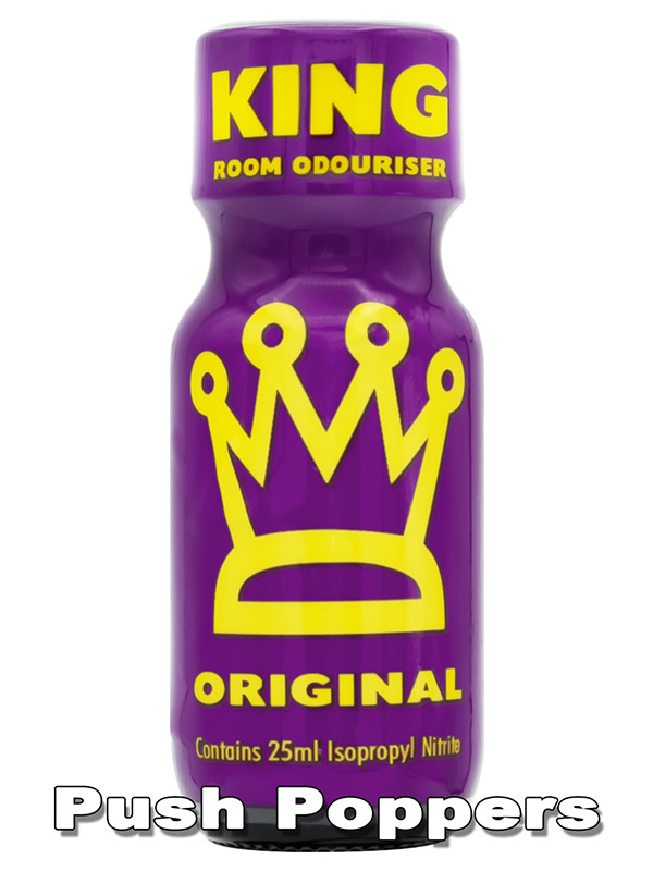 KING - Popper - 25 ml