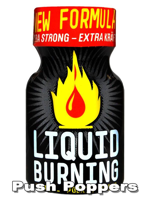 LIQUID BURNING - Popper - 10 ml