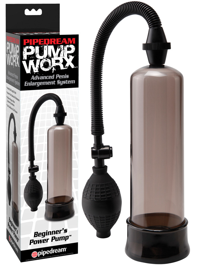Pump Worx - Beginners Power Pump nero