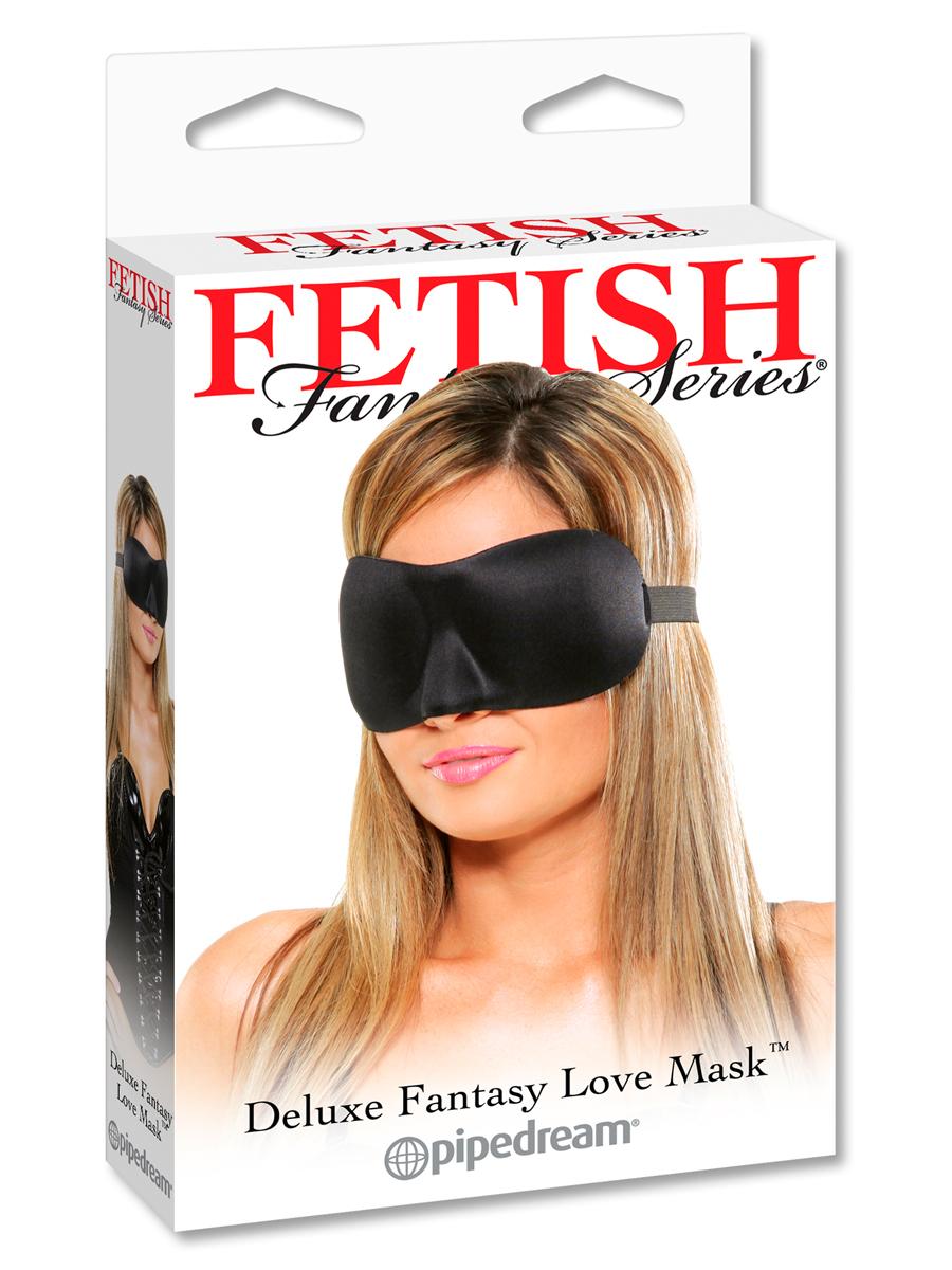 Fetish Fantasy - Deluxe Fantasy Love Mask