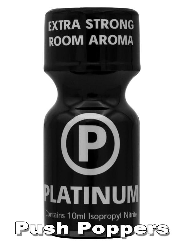 PLATINUM EXTRA STRONG - Popper - 10 ml