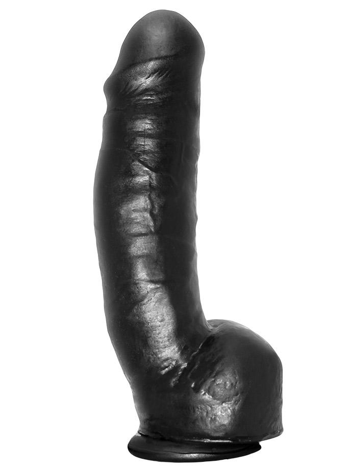 Black Pornstar Dildo Tom