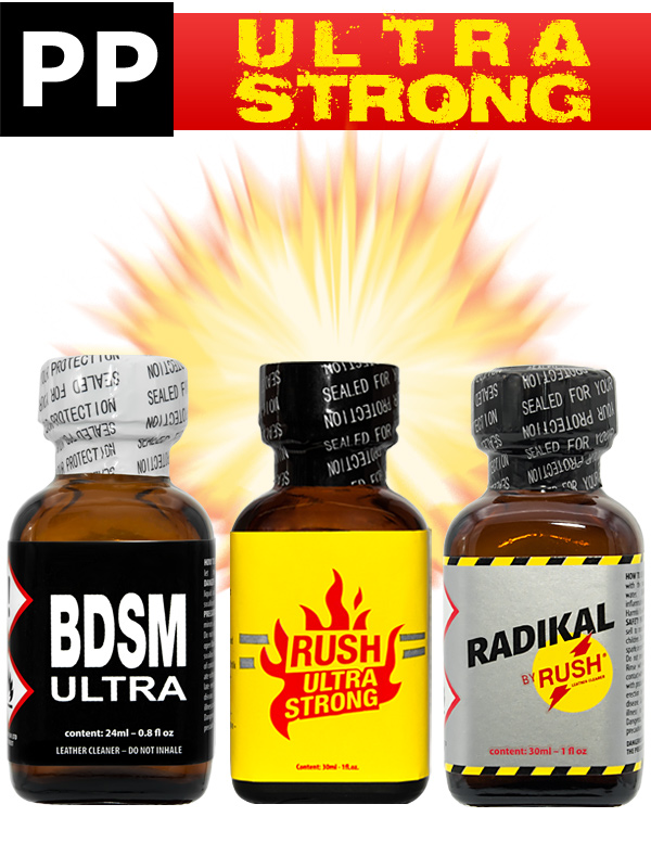 PP - ULTRA STRONG PACK