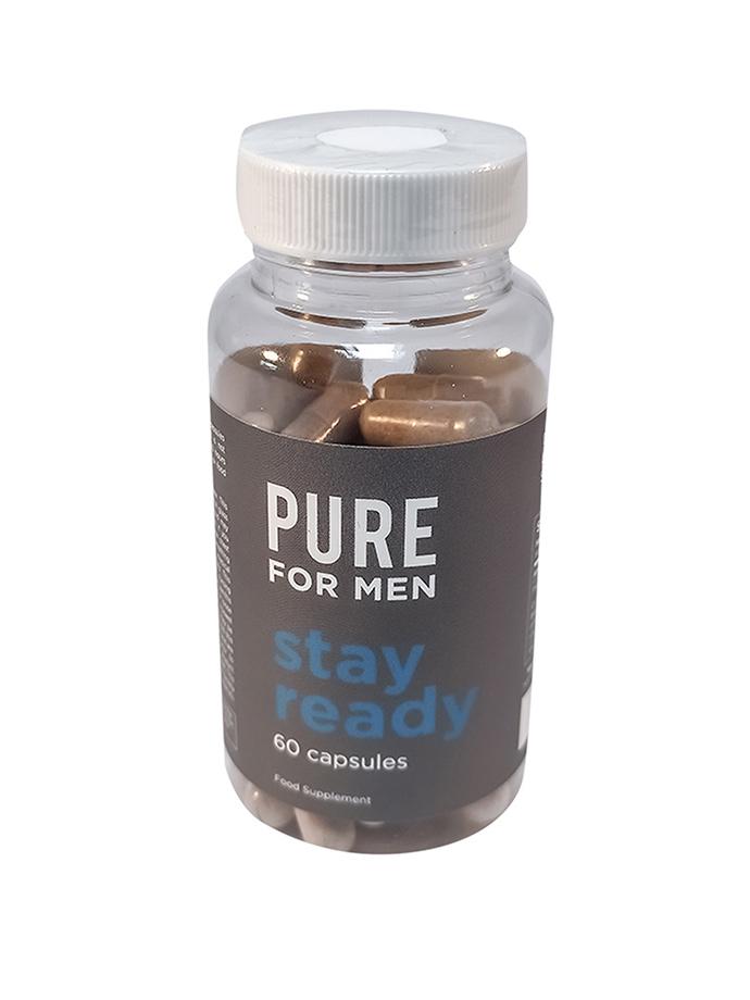 Pure for Men - Integratore Alimentare - 60 capsule
