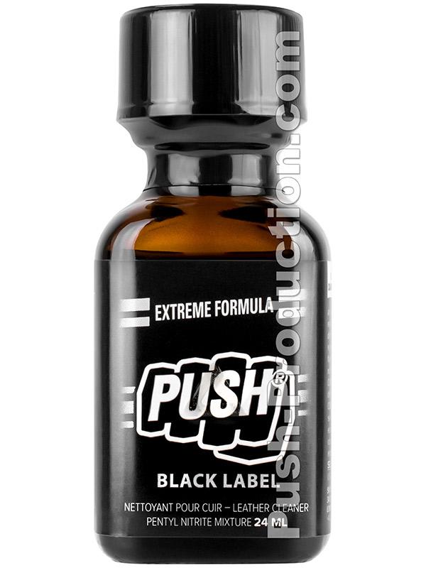 PUSH BLACK LABEL - Popper - 24 ml