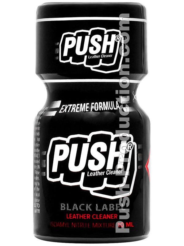 PUSH BLACK LABEL - Popper - 10 ml