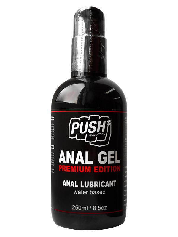 PUSH - Lubrificante Anale - Premium Edition 250 ml