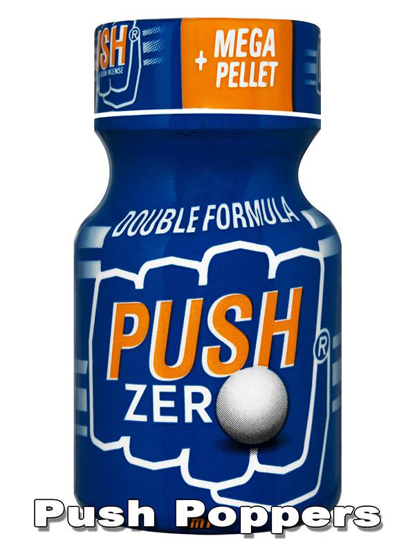 PUSH ZERO - Popper - 9 ml