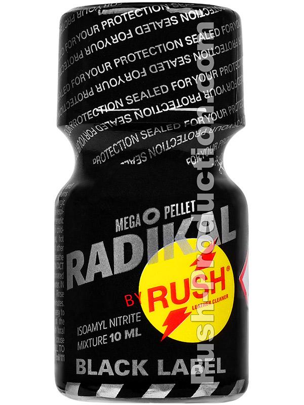 RADIKAL RUSH BLACK LABEL - Popper - 10 ml