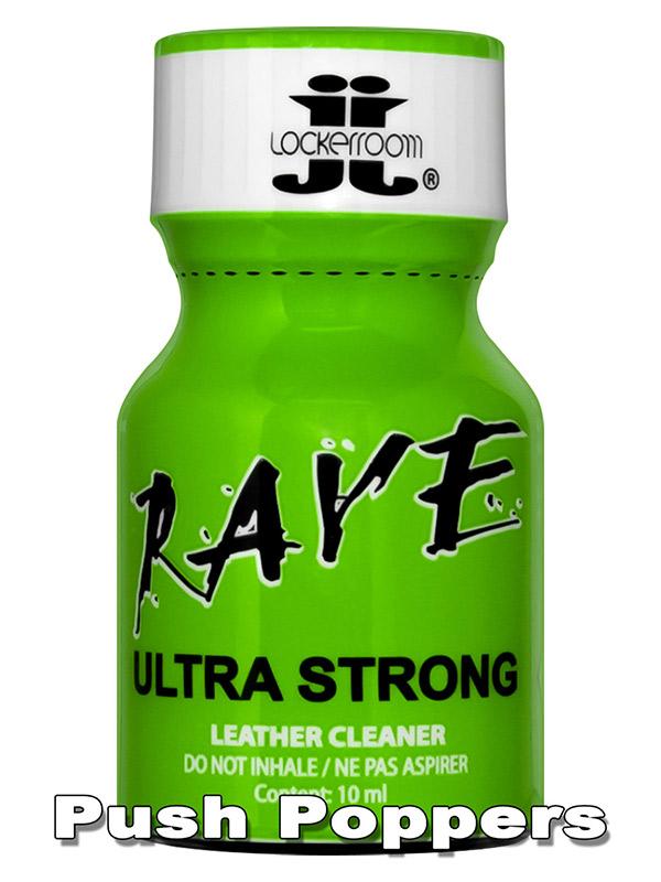 RAVE ULTRA STRONG - Popper - 10 ml