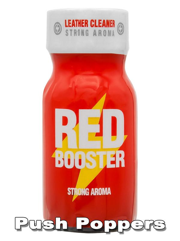 RED BOOSTER - Popper - 10 ml
