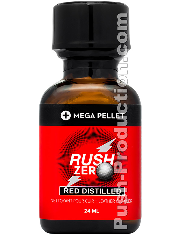 RUSH ZERO RED DISTILLED big