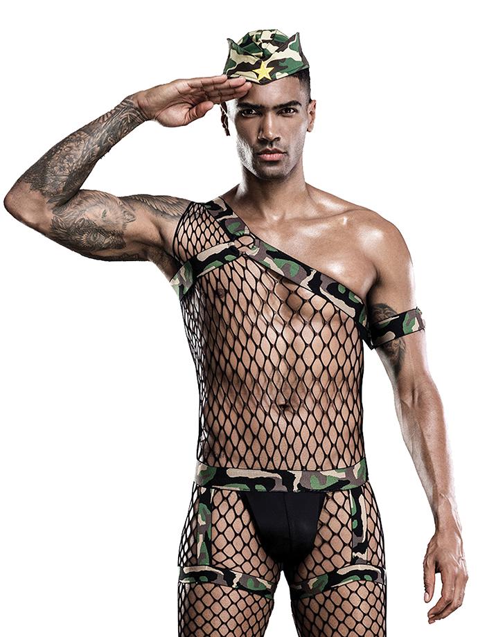 Saresia Roleplay - Costume da Soldato