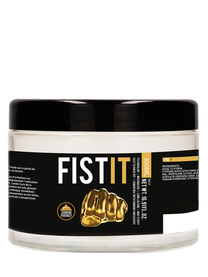 Shots Media - FistIt - Lubrificante a base d'acqua - 500 ml