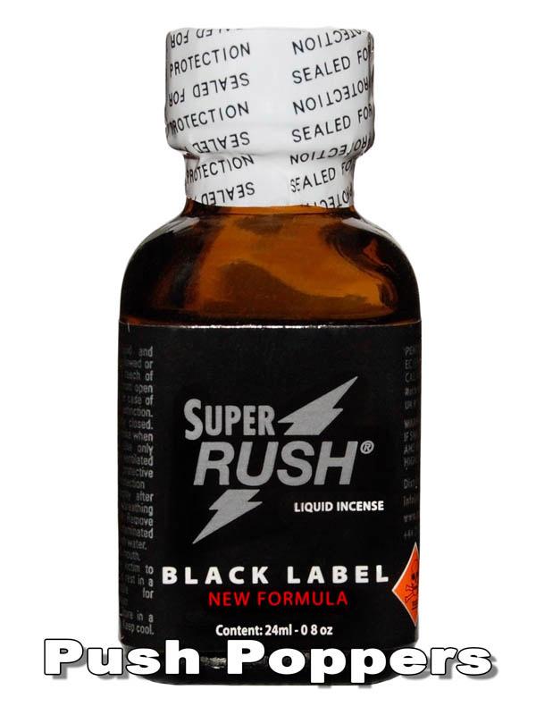 SUPER RUSH BLACK big