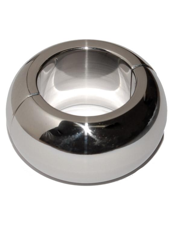 Ball stretcher ovale in acciaio temperato - 30 x 35 mm