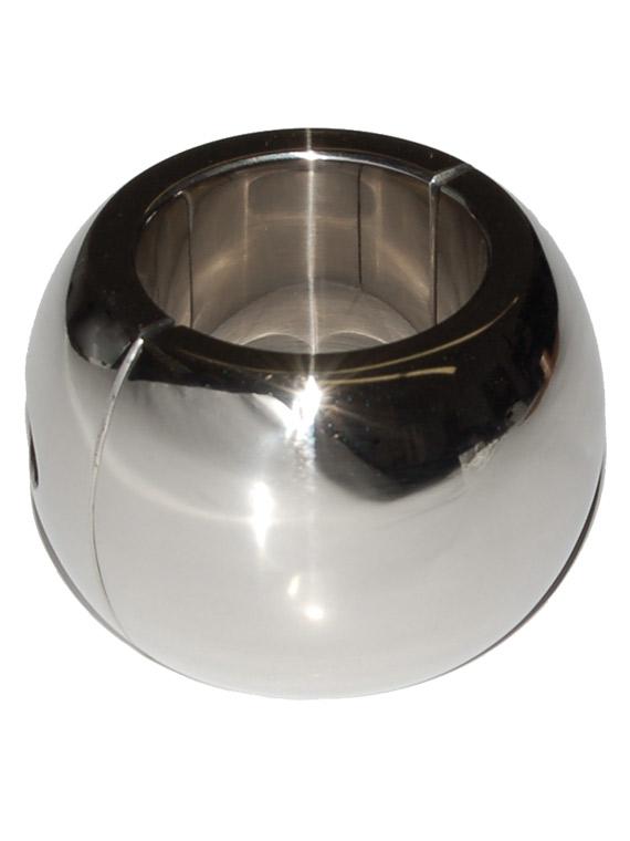 Ball stretcher ovale in acciaio temperato - 40 x 35 mm